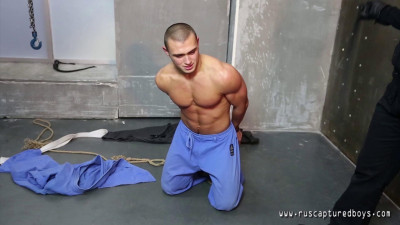RusCapturedBoys — Three Lessons for Judoist Vitaly 1