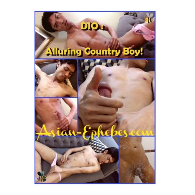 AE 087 - Dio - Alluring Country Boy! HD