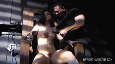 Thirsty Cock Slut Rachel Madori Rough Anal Sex (2016)