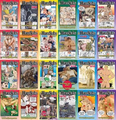 Handjobs Magazine 2009-2010