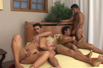 Bi Sexual House Party 4, scene 2