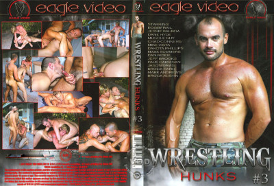 Wrestling Hunks vol.3 (man, hole, ride)!