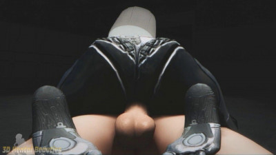 Virtual Robo Pussy Reloaded Uncensored HD