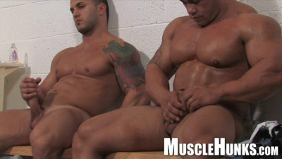Muscle Grapplers With Bill Baker And Diego El Potro