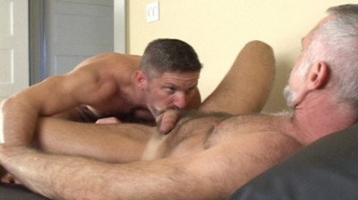 HotOlderMale Built To Last: Fuck Swap - Bound to Beg - Allen Silver & Bill Justeson