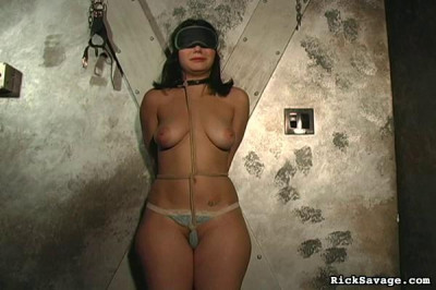Rick Savage – Caned Tits Giselle