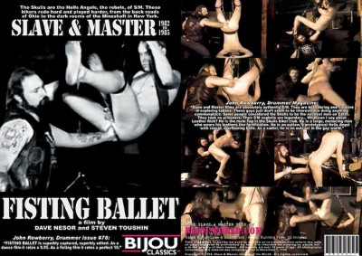 Fisting Ballet (InterVision Productions, Slave & Master Video - 1985) DVDRip