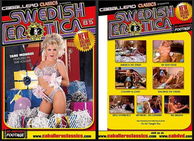 Swedish Erotica 85: Tami Monroe (Caballero Home Video)