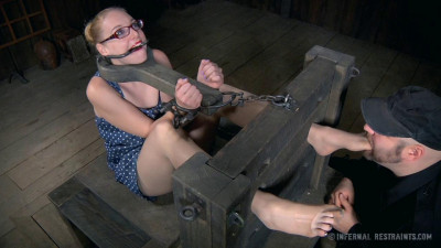 Delirious Hunter — Hot Poke Her — BDSM, Humiliation, Torture