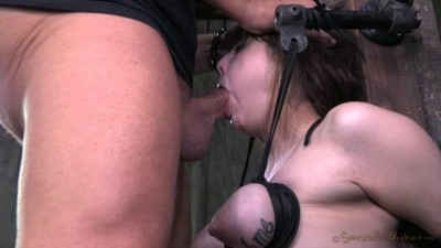 Tiny Tegan Tate Is Bound