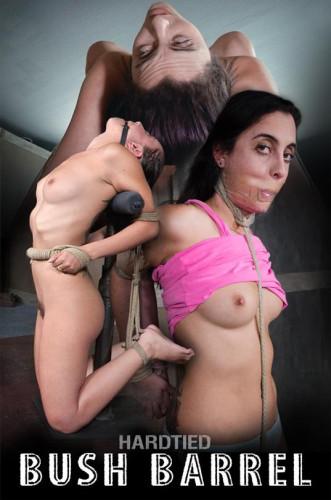 Bush Barrel Roxanne Rae — BDSM, Humiliation, Torture