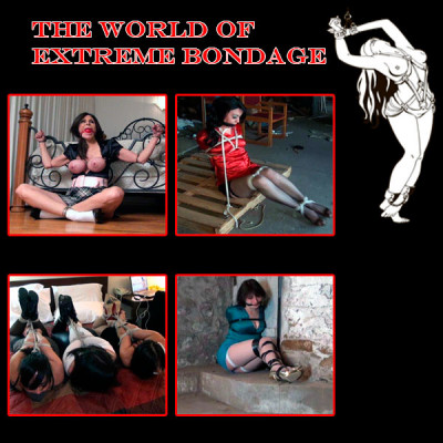 The world of extreme bondage 118