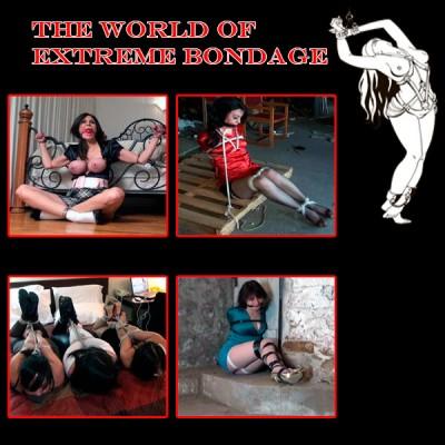 The world of extreme bondage 118