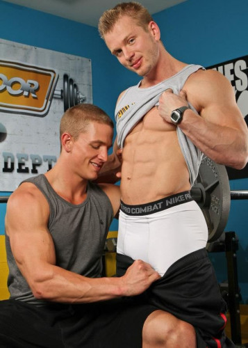 Marcus Mojo and James Huntsman