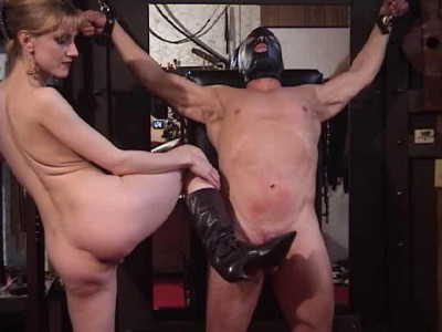 Mistress Karin Torture Facesitting Strapon 43 Video
