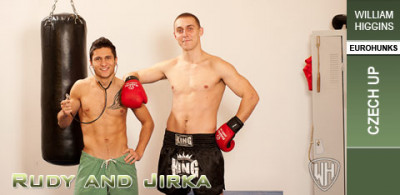 WHiggins - Rudy and Jirka - Czech Up - 08-01-2012