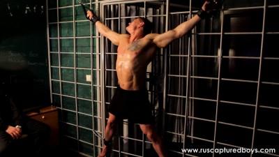 Bodybuilder Vasily in Jail