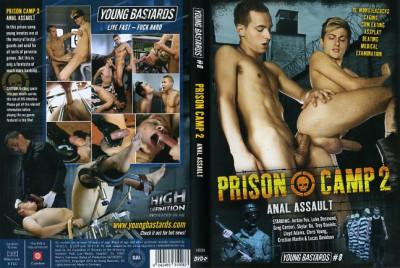 Prison Camp 2: Anal Assault