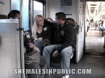 Subways Are Great For Fucking