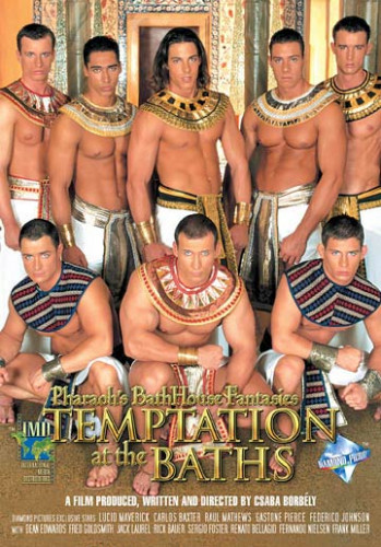 Temptation at the Baths: Pharaohs Bathhouse Fantasies