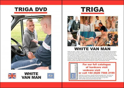 Triga - White Van Man