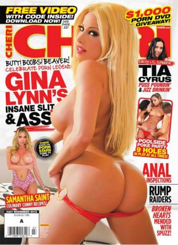 Cheri Magazine - November