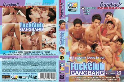 Fuck Club Gangbang (OTB Video, BAREBACK FRIENDS)