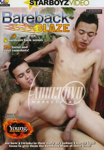 Bareback Blaze