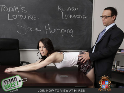 Social Humping Veronica Radke -  Innocent High Full HD