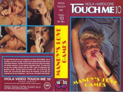 Touch Me #10 - Mandy's Love Games (1987) (Jack Fleetwood & Harry Field, Viola Video)