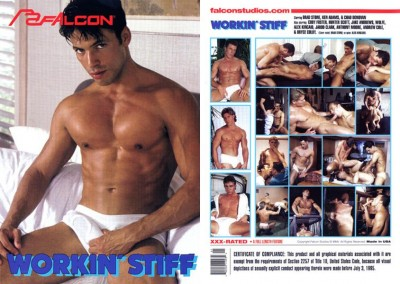 Workin' Stiff - massive cock, knows how, dildo, white hot