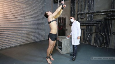 online work (RusCapturedBoys - A Thievish Slave - Final Part)...
