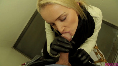 Kathia Nobili — I Use Your Cock For My Leather Fetish!!!
