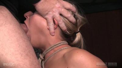 BaRS Show With Breast Bondage (25 Jan 2016) Real Time Bondage