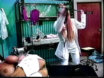 B&D Pleasures – Clinic Of Torment DVD