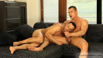 Drago Lambert Barebacks Andy West