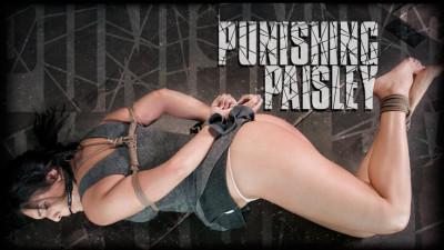Punishing Paisley – perfect precursor to pleasure