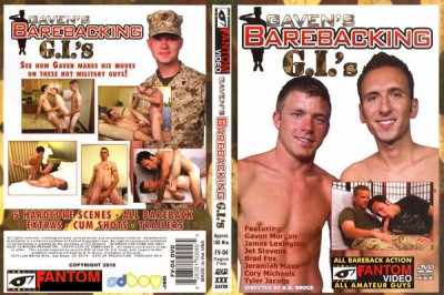 Gaven's Barebacking