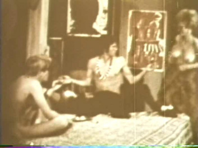 Orgy comes from the 60s
