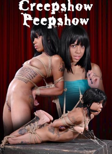 Jessica Creepshow- Peepshow