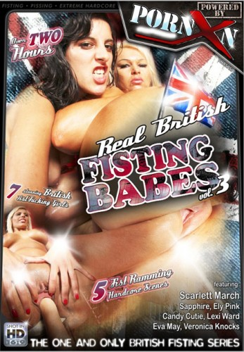 Real British Fisting Babes Vol.3