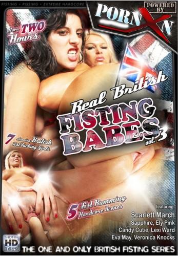 Real British Fisting Babes Vol.3