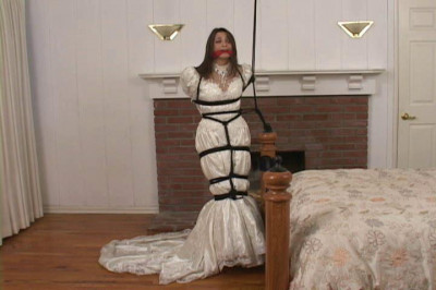 Bound And Gagged – Bride Bound And Gagged – Celeste Star