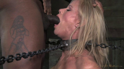 Matt Williams & Jack Hammer Fuck Simone Sonay's Mouth (720p)