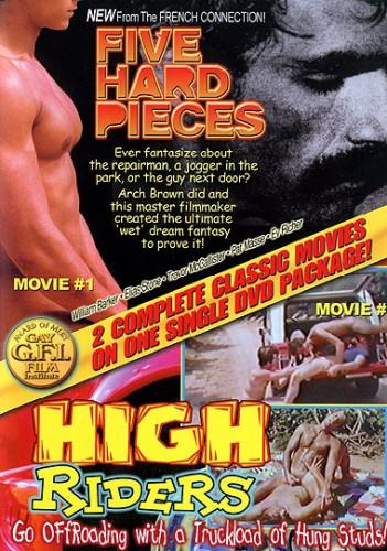 Five Hard Pieces High Riders 1982