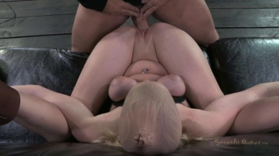 Farmers Daughter Bound In Leather
