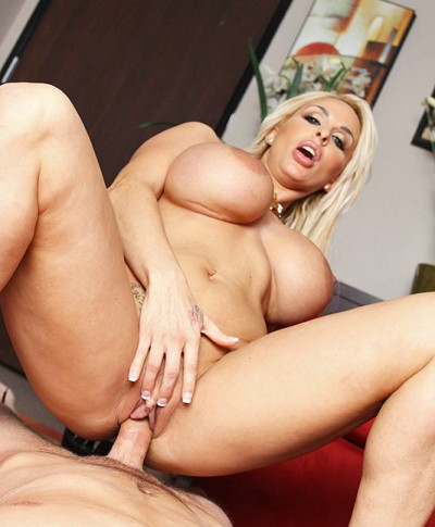 Busty Hot Milf Loves Good Sex