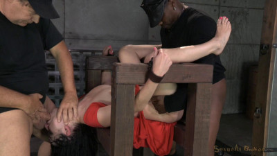 tunning Veruca James utterly destroyed by cock...