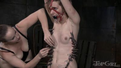 No Mercy For Mercy-Mercy West, Bella Rossi – BDSM, Humiliation, Torture