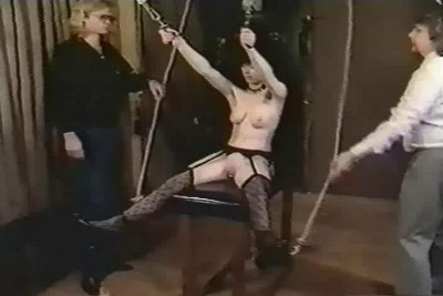 Anita Feller Hanging Treatment